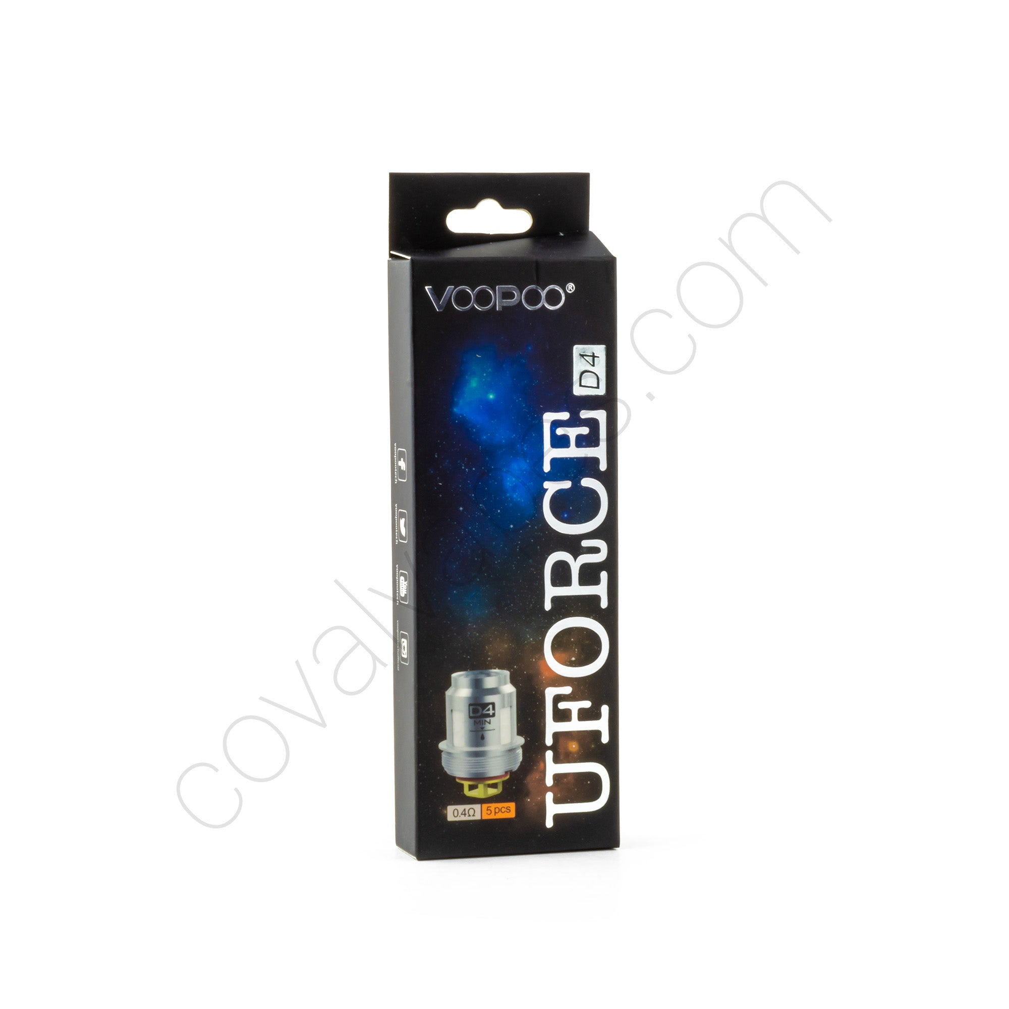 VooPoo UFORCE T2 Replacement Coils