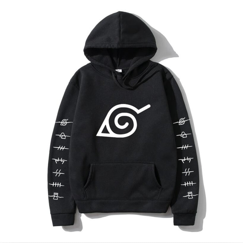 Men Streetwear Japanese Anime Hoodies Sweatshirt Casual Hoody pullover Autumn Winter Hip Hop Hooded