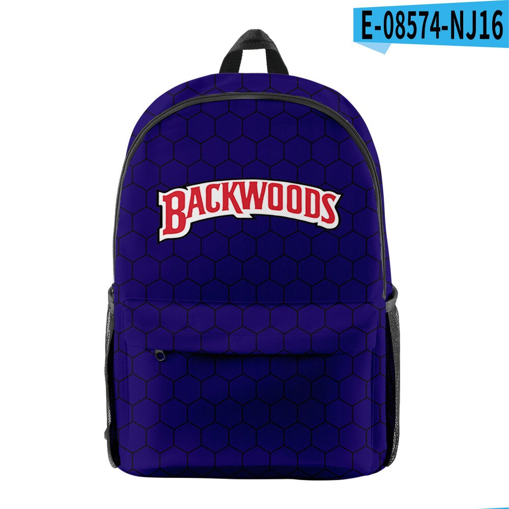 Backwoods backpack Teens Fshion Women/Men School Travel backpack