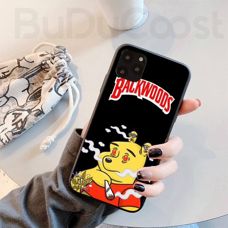 backwoods Phone Cover for iphone 11 Pro11 Pro Max X XS XR XS MAX 8plus 7 6splus 5s se 7plus case