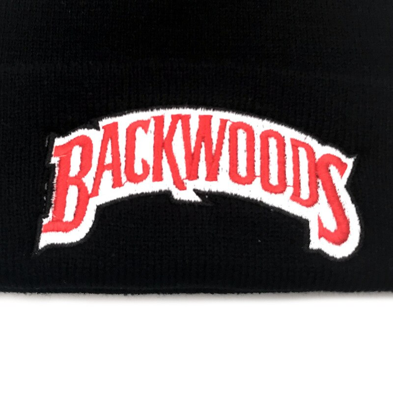 BACKWOODS Knitted Beanies Hats Men Women Couple Cold Weather Keep Warm Cap W75
