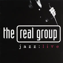 "Load image into Gallery viewer, THE REAL GROUP  ""Jazz:Live"""