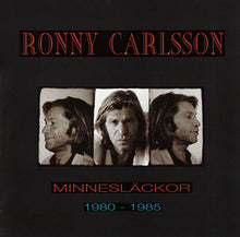 "Load image into Gallery viewer, RONNY CARLSSON  ""Minnesläckor"""