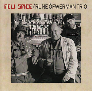 RUNE ÖFWERMAN TRION - New Spice