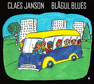 CLAES JANSON -  Blågul blues