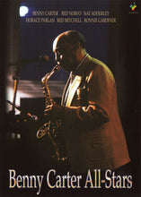 Load image into Gallery viewer, BENNY CARTER ALL-STARS