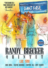 Load image into Gallery viewer, LIVE AT SWEET BASIL 1988 - RANDY BRECKER QUINTET