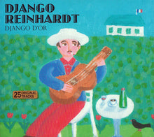 Load image into Gallery viewer, DJANGO REINHARDT - Django d'Or