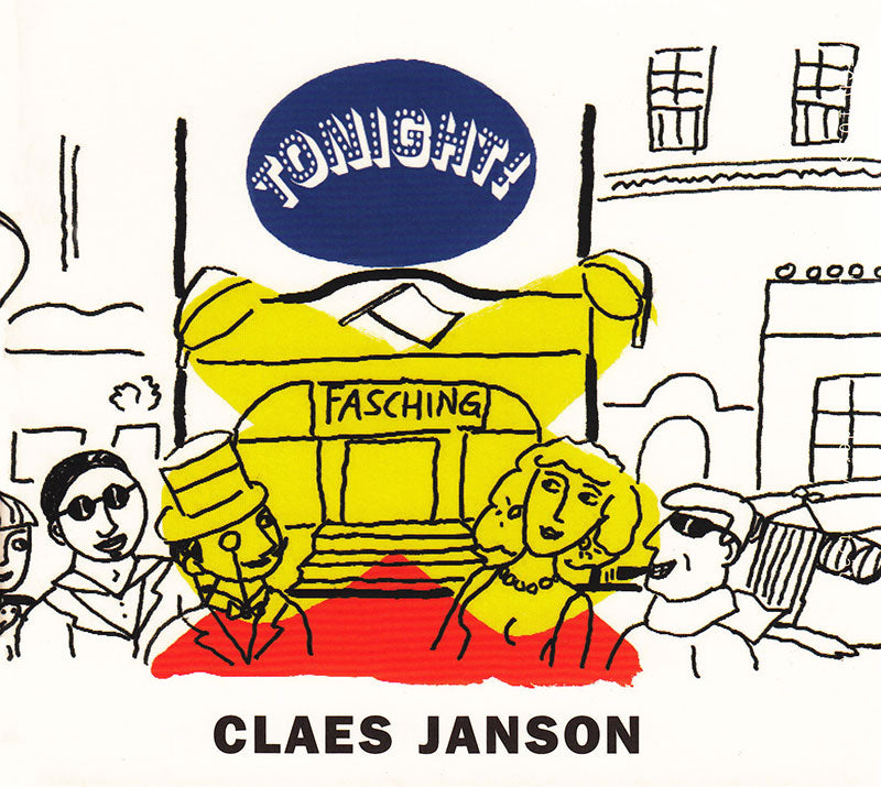 CLAES JANSON - Tonight