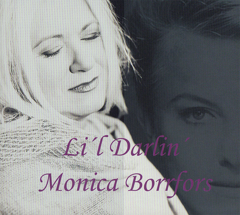 MONICA BORRFORS - Li'l Darling