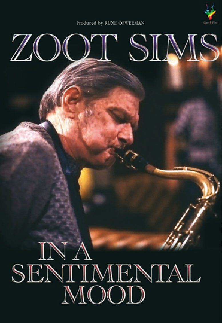 IN A SENTIMENTAL MOOD - ZOOT SIMS