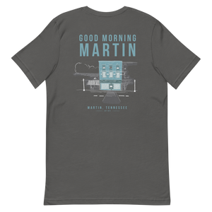 Good Morning Martin Building T-shirt