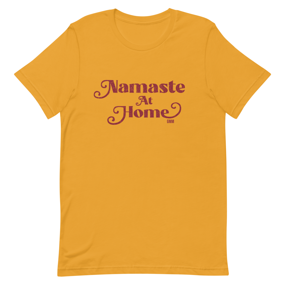Namaste At Home T-Shirt