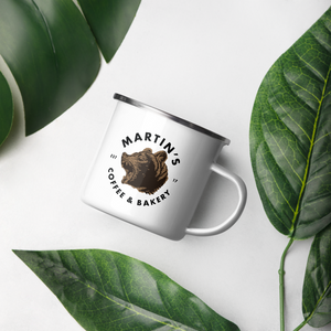 Martin's Coffee and Bakery Brown Bear Mug
