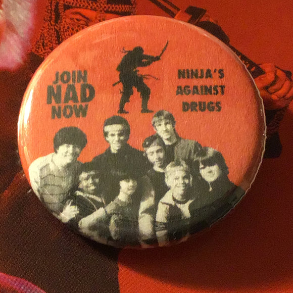 Join NAD Ninjas Against Drugs 1.25