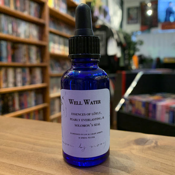 WELL WATER by Moon by Moon Apothecary