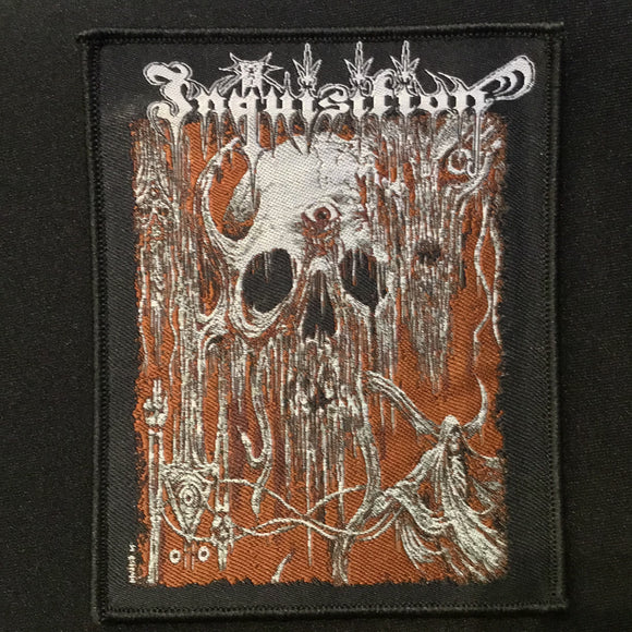 INQUISITION patch (design B)