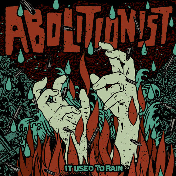 ABOLITIONIST - It Used To Rain CD