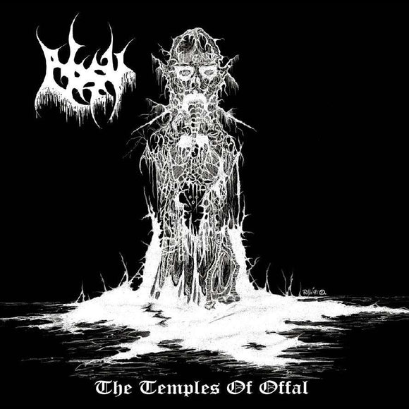 ABSU - The Temples of Offal CD