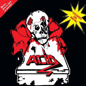 ACID -Hooked on Metal pic LP