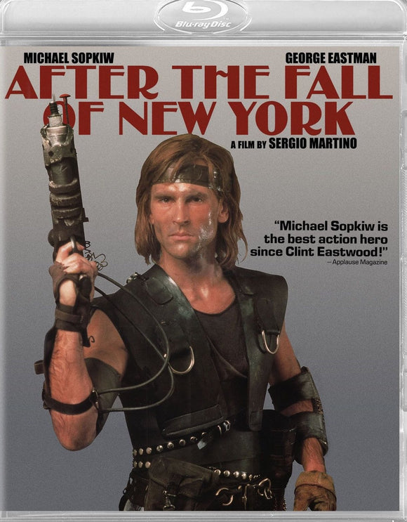 After the Fall of New York (Blu-ray)