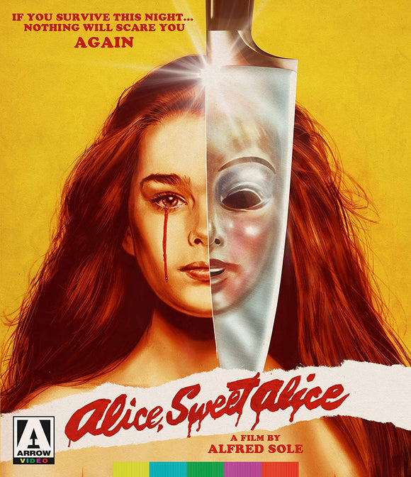 Alice Sweet Alice (Blu-ray w/ slipcover)