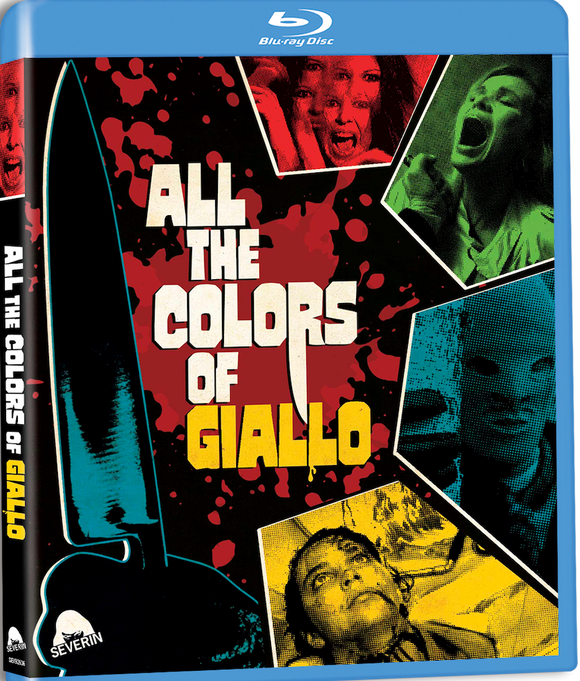 All The Colors of Giallo (Blu-ray+DVD+CD)