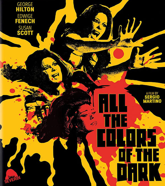 All the Colors of the Dark (Blu-ray)
