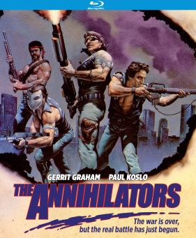 The Annihilators (Blu-ray)