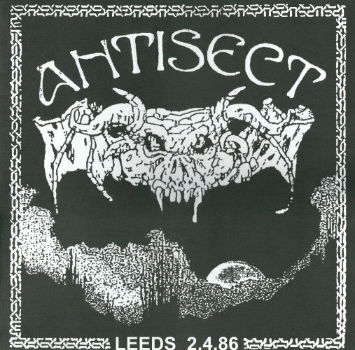ANTISECT - Leeds 2.4.86 LP