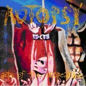 AUTOPSY - Acts of the Unspeakable LP