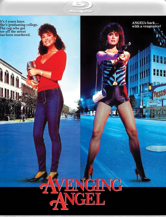 Avenging Angel (Blu-ray)