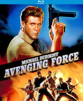 Avenging Force (Blu-ray)