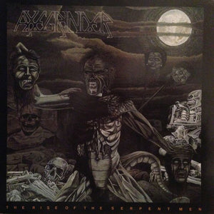 AXEGRINDER - Rise of the Serpentmen LP