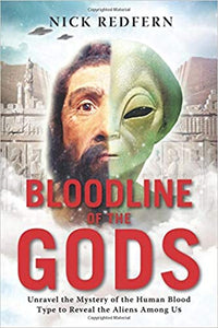 BLOODLINE OF THE GODS by Nick Redfern (used)