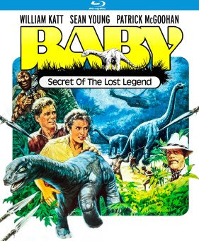 Baby: Secret of the Lost Legend (Blu-ray)