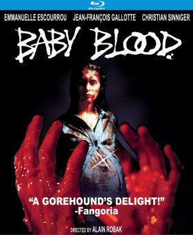 Baby Blood (Blu-ray)
