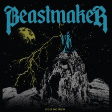 BEASTMAKER - Eye of the Storm LP (yellow/black)