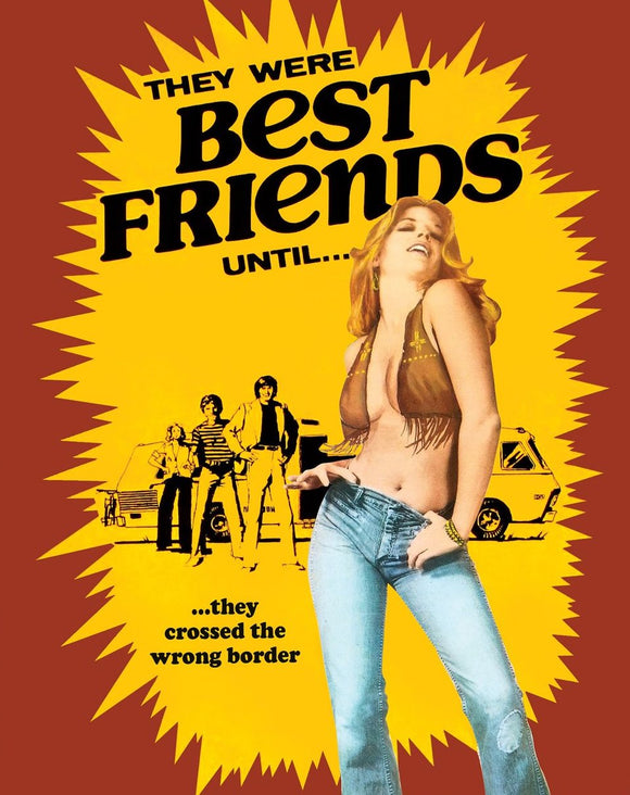Best Friends (Blu-ray w/ slipcover)