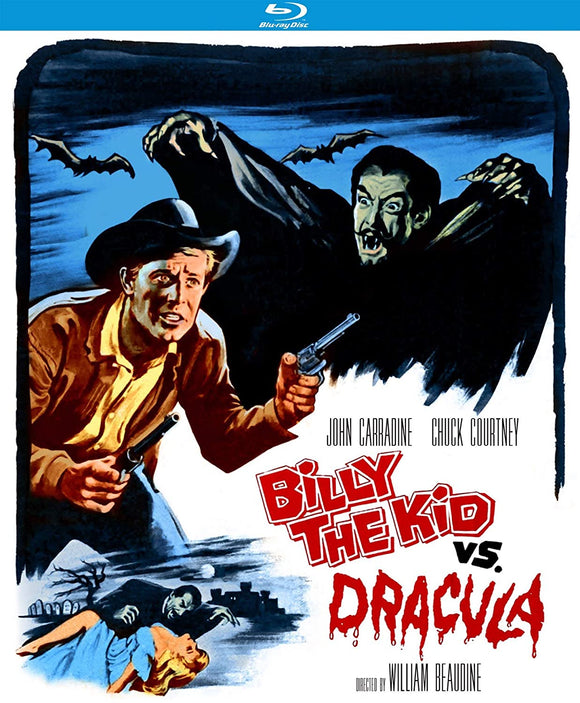 Billy the Kid Vs. Dracula (Blu-ray)