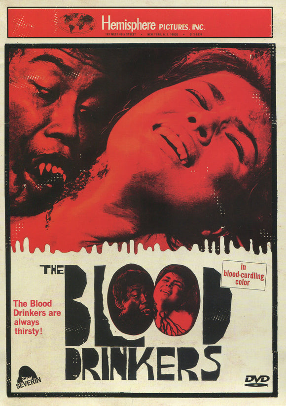 The Blood Drinkers (DVD)
