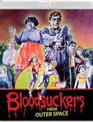 Bloodsuckers from Outer Space (Blu-ray/DVD)