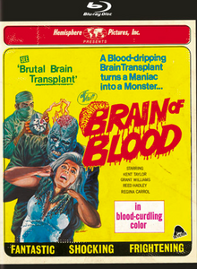 Brain of Blood (Blu-ray)