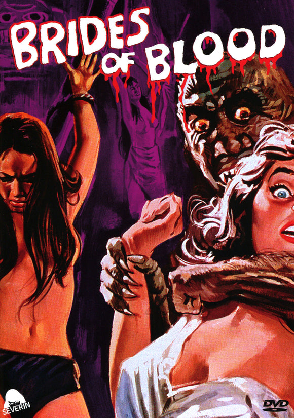 Brides of Blood (DVD)