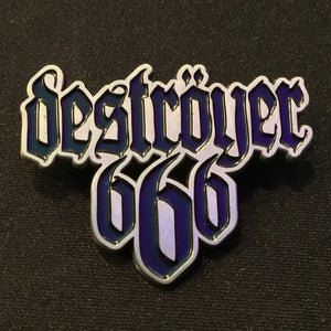 DESTROYER 666 pin