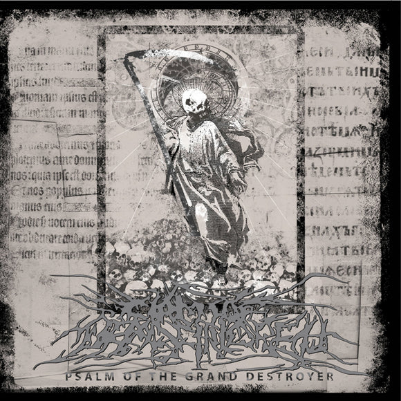 CIRCLE OF DEAD CHILDREN - Psalm of the Grand Destroyer  CD
