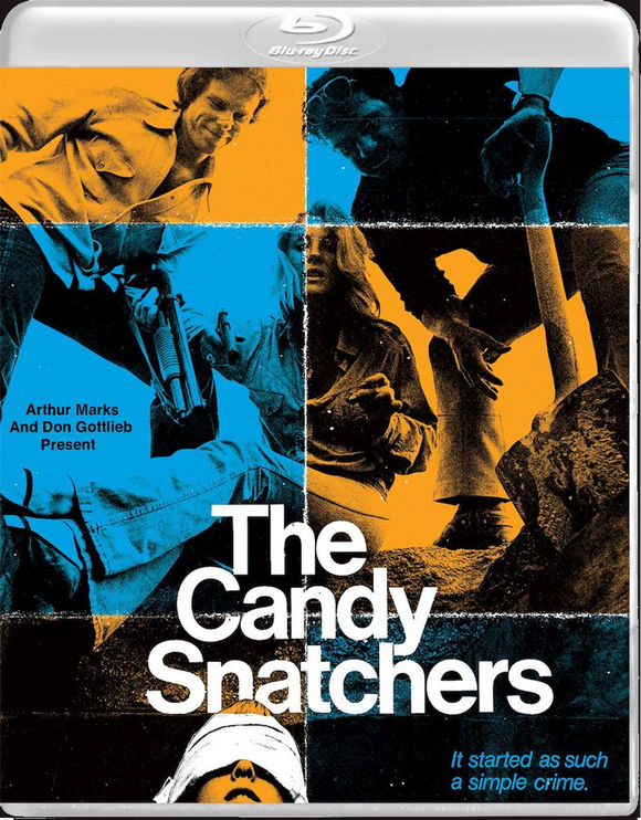 The Candy Snatchers (Blu-ray/DVD)