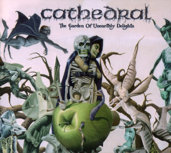 CATHEDRAL - The Garden of Unearthly Delights CD