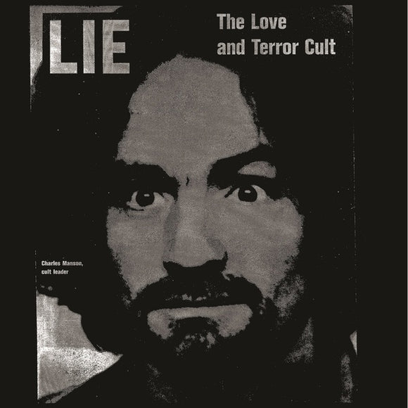 CHARLES MANSON - LIE: The Terror and Love Cult LP