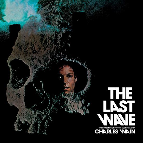 CHARLES WAIN - The Last Wave Soundtrack LP